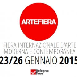 Arte Fiera Bologna, 23 - 26 gennaio 2015.