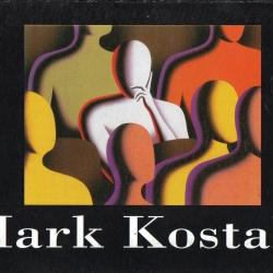 Mostra personale del Maestro Mark Kostabi dal 12 al 30 novembre 2005.