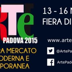 Fiera Arte Padova, 13 - 16 novembre 2015.