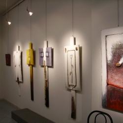 """""""Oracoli"""", mostra personale del Maestro Giulio Greco dal 1 al 30 aprile 2006"""