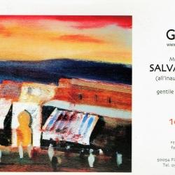 Mostra personale del Maestro Salvatore Magazzini dal 16 al 31 ottobre 2004.