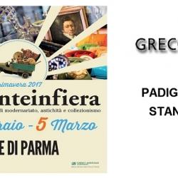 Mercante in Fiera di Parma. 25 febbraio - 5 marzo 2017