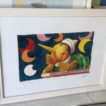Pinocchio e le lune