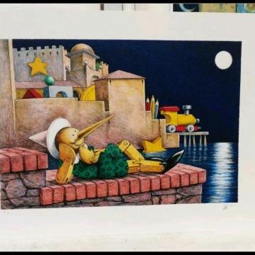Pinocchio innamorato