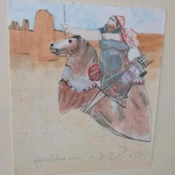 Battaglia a cavallo