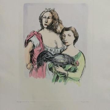 Omaggio a Tiziano e Raffaello